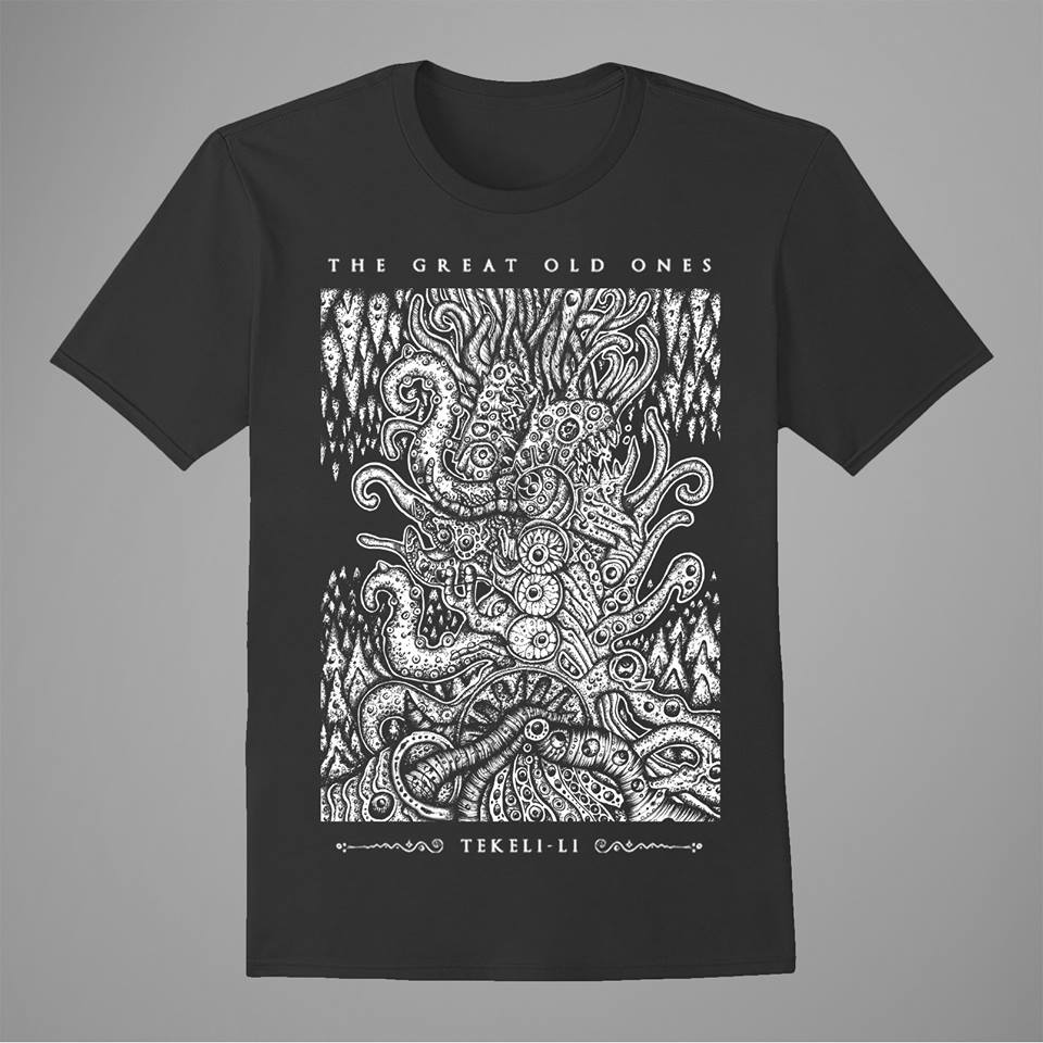 The great old ones t shirt tekeli li 2 les acteurs de The great t shirt