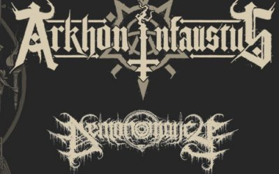 ARKHON INFAUSTUS  EVROPA UNLIGHT tour 2018