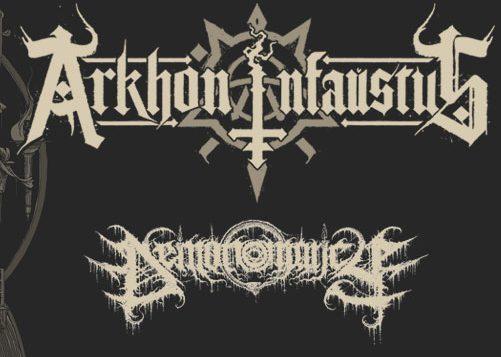 ARKHON INFAUSTUS  EVROPA UNLIGHT tour 2018