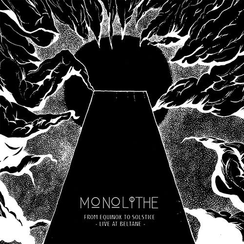 MONOLITHE's first official live album