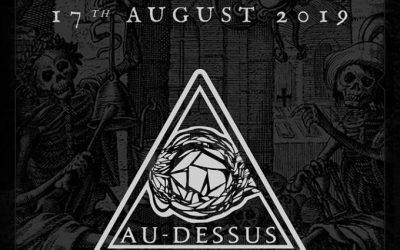AU-DESSUS @Metal Méan Festival (Belgium)