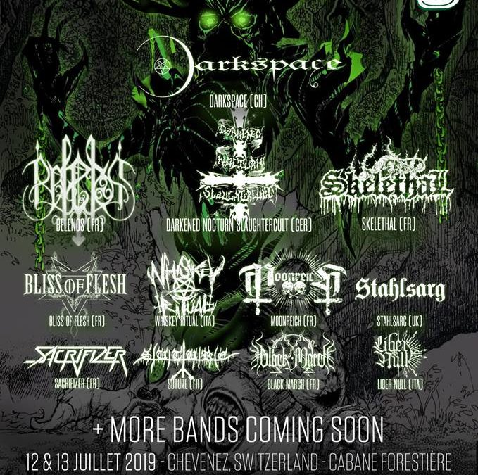MOONREICH will play at the FOREST FEST open air festival VIII