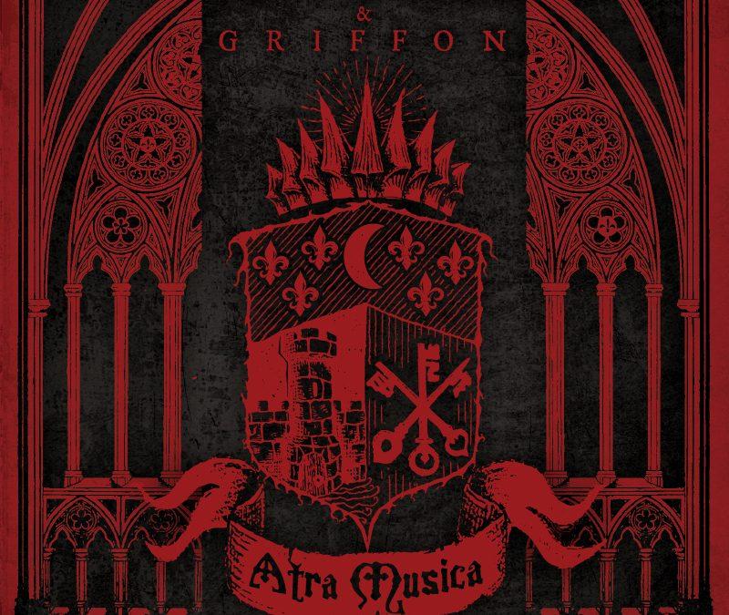 """Atra Musica"" a SPLIT ALBUM by DARKENHÖLD & GRIFFON"