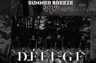 DELUGE at Summer Breeze festival