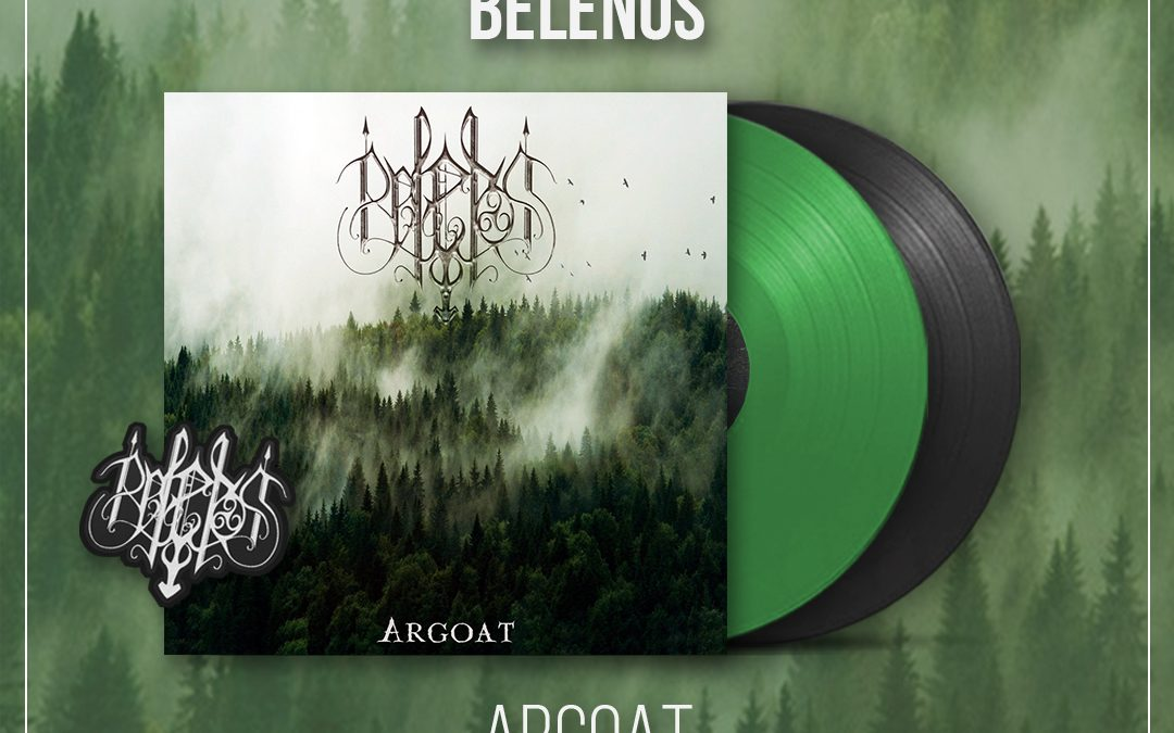 "BELENOS' new album ""Argoat"" is finally out!"