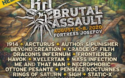 PENSEES NOCTURNES @ BRUTAL ASSAULT FESTIVAL