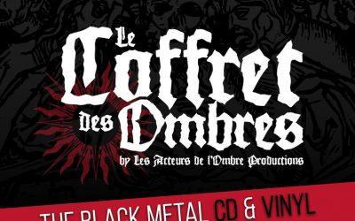 LE COFFRET DES OMBRES : CD / VINYL SUBSCRIPTION
